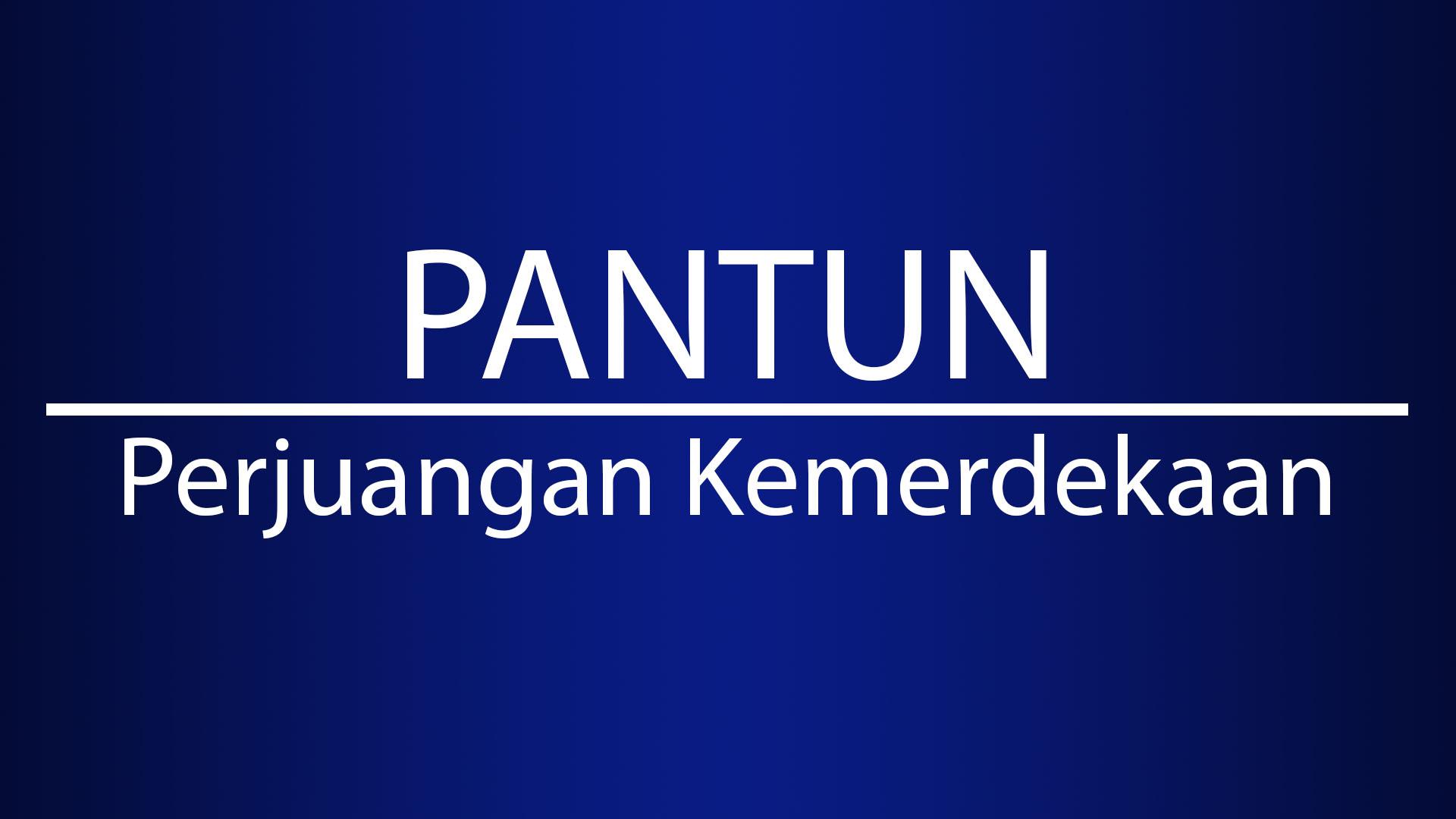 Pantun Tema Kemerdekaan Indonesia